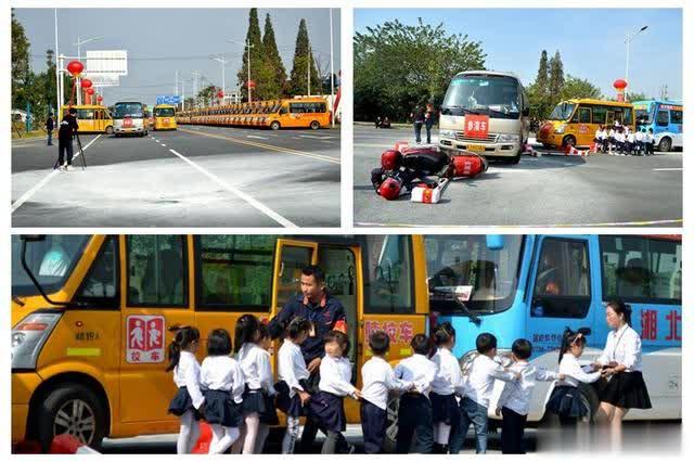 常德交警直属二大队:积极参加湘北运输集团道路运输安全事故应急救援演练